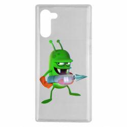 Чехол для Samsung Note 10 Zombie catchers