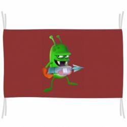 Флаг Zombie catchers
