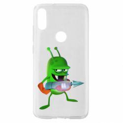 Чехол для Xiaomi Mi Play Zombie catchers
