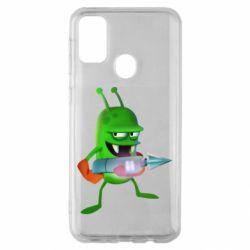 Чехол для Samsung M30s Zombie catchers