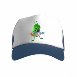 Детская кепка-тракер Zombie catchers