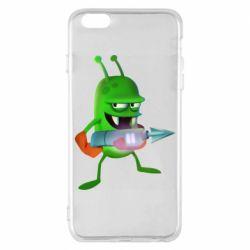 Чехол для iPhone 6 Plus/6S Plus Zombie catchers