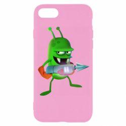 Чехол для iPhone 7 Zombie catchers