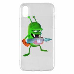 Чехол для iPhone X/Xs Zombie catchers