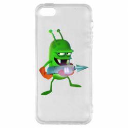 Чехол для iPhone5/5S/SE Zombie catchers