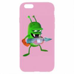 Чехол для iPhone 6/6S Zombie catchers