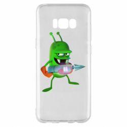 Чехол для Samsung S8+ Zombie catchers