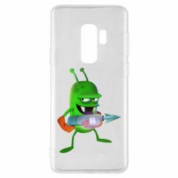 Чехол для Samsung S9+ Zombie catchers