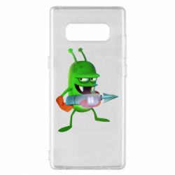 Чехол для Samsung Note 8 Zombie catchers