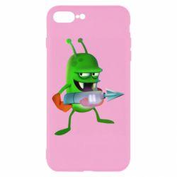 Чехол для iPhone 8 Plus Zombie catchers