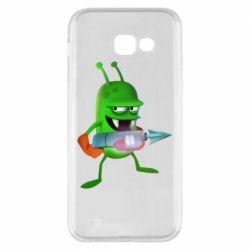Чехол для Samsung A5 2017 Zombie catchers