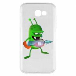 Чехол для Samsung A7 2017 Zombie catchers
