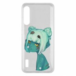 Чохол для Xiaomi Mi A3 Zombie girl with beetles