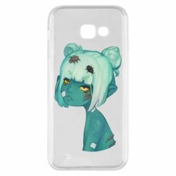 Чохол для Samsung A5 2017 Zombie girl with beetles