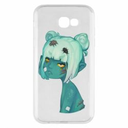 Чохол для Samsung A7 2017 Zombie girl with beetles