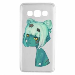 Чохол для Samsung A3 2015 Zombie girl with beetles