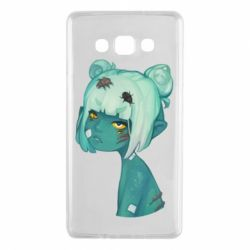 Чохол для Samsung A7 2015 Zombie girl with beetles
