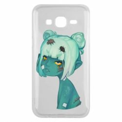 Чохол для Samsung J5 2015 Zombie girl with beetles