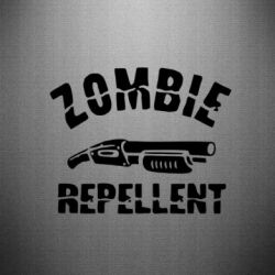 Наклейка Zombie repellent - FatLine