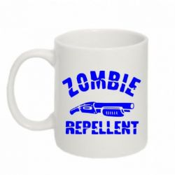 Кружка 320ml Zombie repellent - FatLine