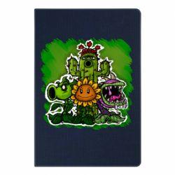 Блокнот А5 Zombie vs Plants players