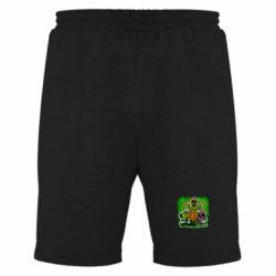 Мужские шорты Zombie vs Plants players