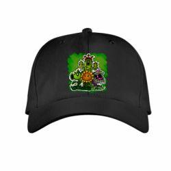 Детская кепка Zombie vs Plants players
