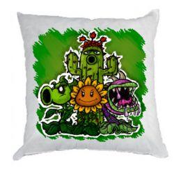 Подушка Zombie vs Plants players