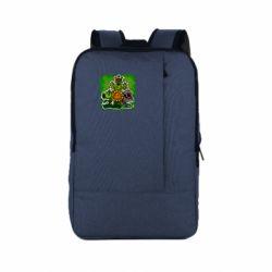 Рюкзак для ноутбука Zombie vs Plants players