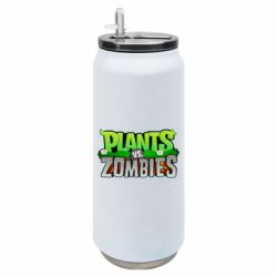 Термобанка 500ml Zombie vs Plants
