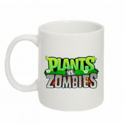 Кружка 320ml Zombie vs Plants