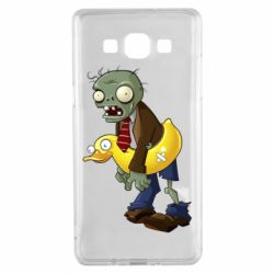 Чехол для Samsung A5 2015 Zombie with a duck