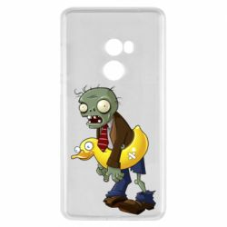 Чехол для Xiaomi Mi Mix 2 Zombie with a duck
