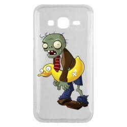 Чохол для Samsung J5 2015 Zombie with a duck
