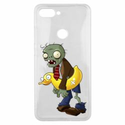 Чехол для Xiaomi Mi8 Lite Zombie with a duck