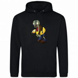 Чоловіча толстовка Zombie with a duck