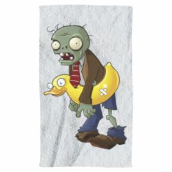 Рушник Zombie with a duck