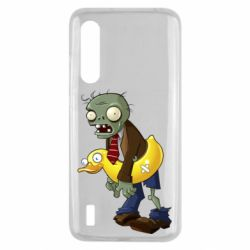 Чехол для Xiaomi Mi9 Lite Zombie with a duck