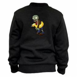Дитячий бомбер Zombie with a duck