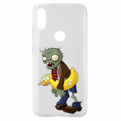 Чехол для Xiaomi Mi Play Zombie with a duck