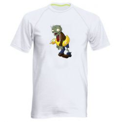 Чоловіча спортивна футболка Zombie with a duck