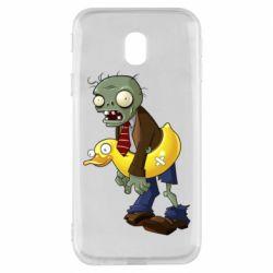 Чохол для Samsung J3 2017 Zombie with a duck