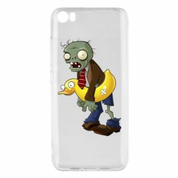 Чехол для Xiaomi Mi5/Mi5 Pro Zombie with a duck