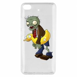 Чохол для Xiaomi Mi 5s Zombie with a duck