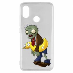 Чохол для Xiaomi Mi8 Zombie with a duck