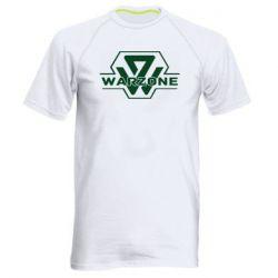 Чоловіча спортивна футболка Зона боевых действий