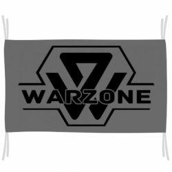 Прапор Зона боевых действий
