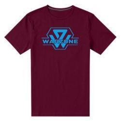 Чоловіча стрейчева футболка Зона боевых действий