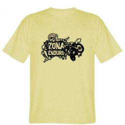 Мужская футболка Zona Enduro - FatLine