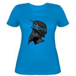 Женская футболка Zoom - FatLine